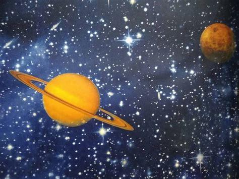 jual wallpaper dinding motif luar angkasa  lapak unique