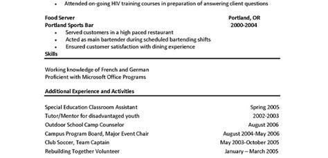 how to make an overseas teaching resume or cvtaste travel