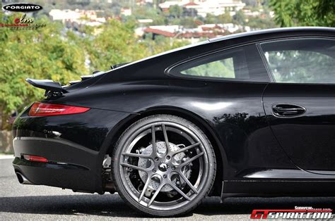 porsche forgiato 2012 porsche 991 on 21 inch dieci forgiato wheels