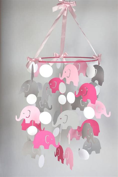 elephant mobile kinderzimmer f 252 r m 228 dchen and kinderzimmer on