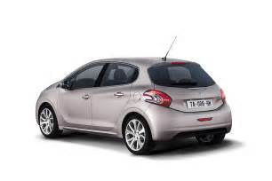 Www Peugeot 208 In4ride Brand New Peugeot 208 Hatches Out