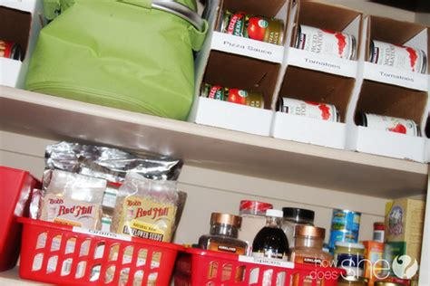 Can Organizers For Pantry by Organized Pantry Canned Food Problem Solved How Does She
