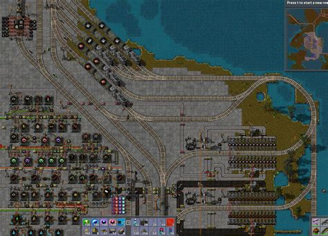 factorio loop station factorio