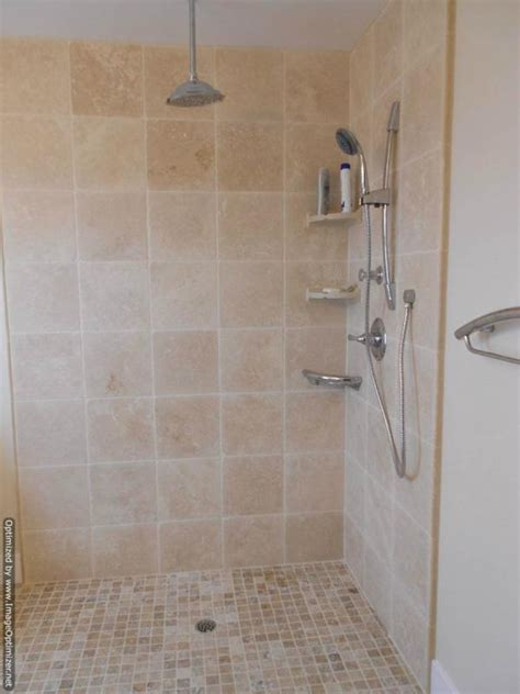 Pictures Of Bathroom Shower Remodel Ideas Curbless Shower There Is No Place Like Home Pinterest