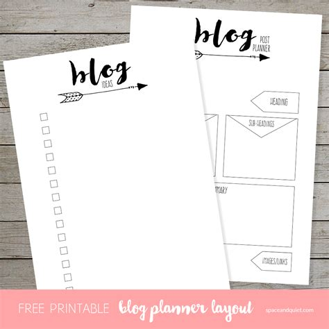 lifestyle planner journal lifestyle blogging content planner never run out of things to about again that never ends books free bullet journal printable planner layouts