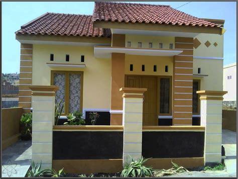 gambar desain rumah bagian depan minimalis jual bata ekspos
