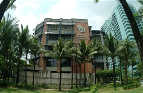 Entrance Mba Ateneo by Cus Locations Ateneo Graduate School Of Business