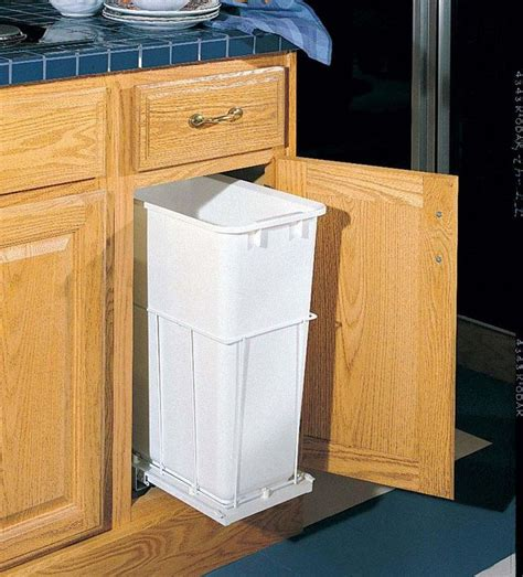 trash can solutions for small kitchen 17 best images about kitchen trash storage on