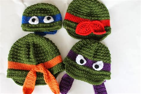 pattern for ninja turtle hat free crochet pattern for ninja turtle scarf google