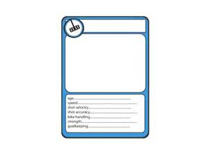 blank baseball card template baseball cards top trumps trading cards