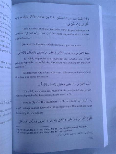 Buku Serial Anak Inilah Tata Cara Shalat Pustaka 70i1 buku syarah kaifiyat penjelasan tata cara shalat nabi syaikh bin baz