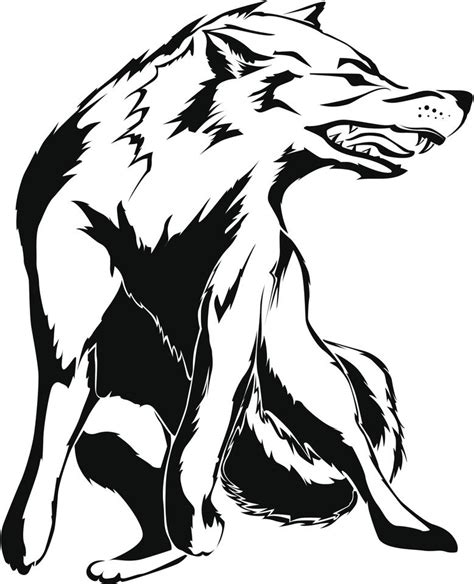 imagenes en blanco y negro de un lobo significados de los tatuajes de lobos batanga