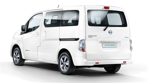 nissan n2000 nissan e nv200 combi electric vehicle nissan