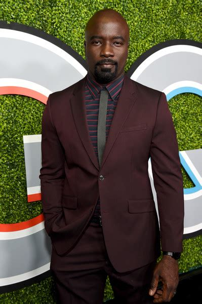 mike colter on jimmy kimmel mike colter zimbio