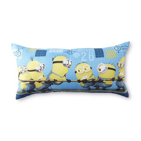 despicable me boy s pillow minions tug of war