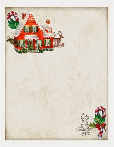 Printable Christmas Note Paper Free | sweetly scrapped 12 8 13