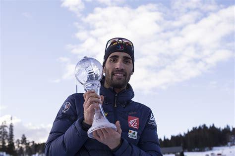 classement coupe du monde de biathlon 2017 ski