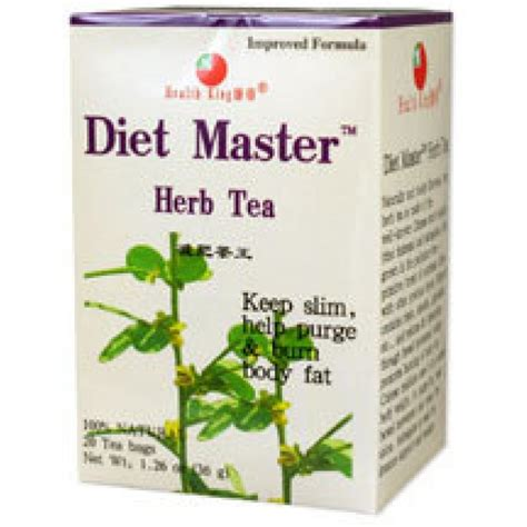 Health King Detoxer Herb Tea Reviews by Health King Diet Master Herb Tea 20 Teabags The