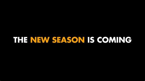 New Season New by The New Season Is Coming