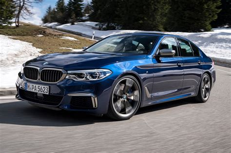 Bmw 1er Coupe 2018 by 2018 Bmw 5 Series Pricing And Summary Of Changes U S