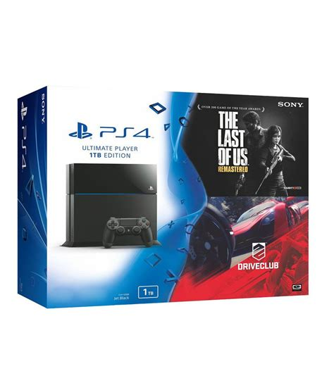Hardisk 1 Sony sony playstation 4 1tb console with free the last of