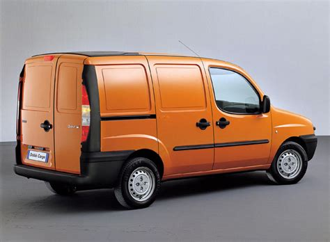 Fiat Cargo Fiat Doblo Cargo Technical Details History Photos On
