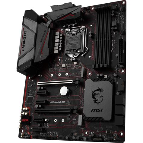 Msi H270 Gaming M3 Murah msi h270 gaming m3 intel h270 so 1151 dual