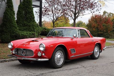 maserati 3500 for sale classic 1961 maserati 3500 gt for sale 3069 dyler
