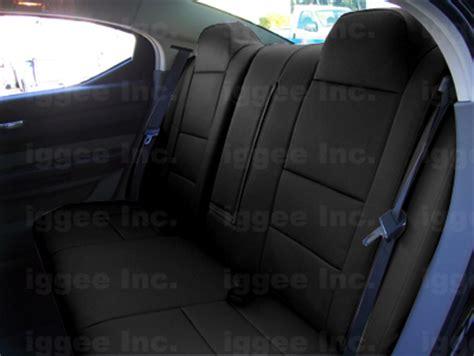 chrysler 300 car seat covers chrysler 300c 2005 2010 vinyl custom seat cover ebay