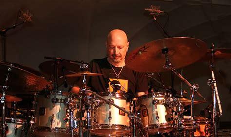 embellished jazz time modern drummer magazine steve smith bio
