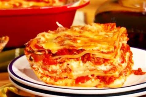 cucina con buddy ricette ricetta lasagne cucina con buddy ricettemania