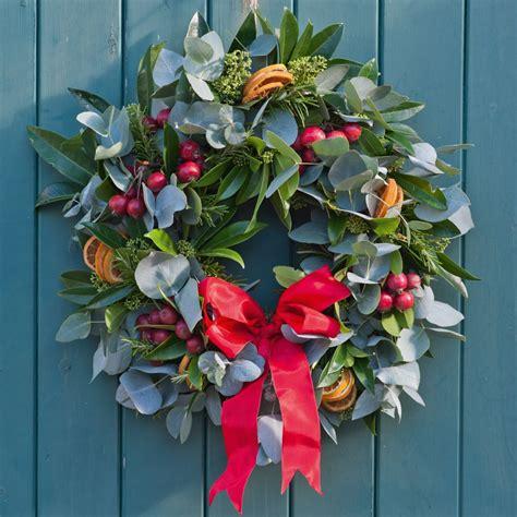 christmas wreath  easy ways  diy