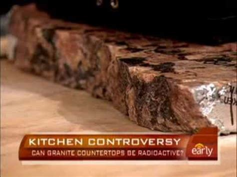 Radiation In Granite Countertops by Radon Found In Countertops