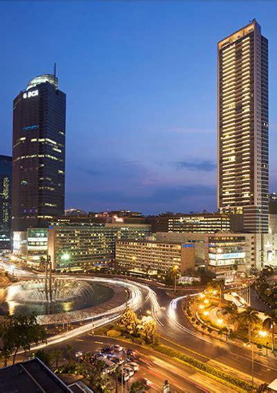 bca grand indonesia menara bca the skyscraper center