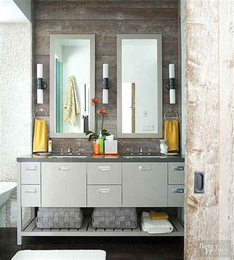 Double Bathroom Vanity Designs Two Vanity Bathroom Designs
