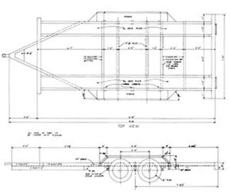 car trailer building plans cd, car hauler truck flat bed