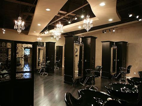 Interior Hair Salon Lighting Ideas by I The Separation Between The Shoo Area And The