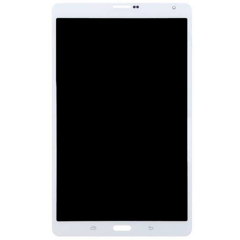 Samsung Tab S T705 T 705 Kaca Lcd Touchscreen White replacement for samsung galaxy tab s 8 4 lte t705 lcd