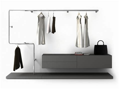 Hanging Clothes Rod From Ceiling by Tremendous Closet Rod Bracket For Sloped Ceiling