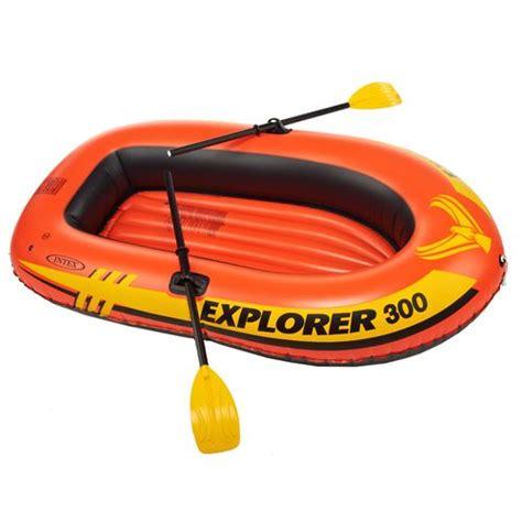 inflatable fishing boat academy intex 174 explorer 300 inflatable boat academy