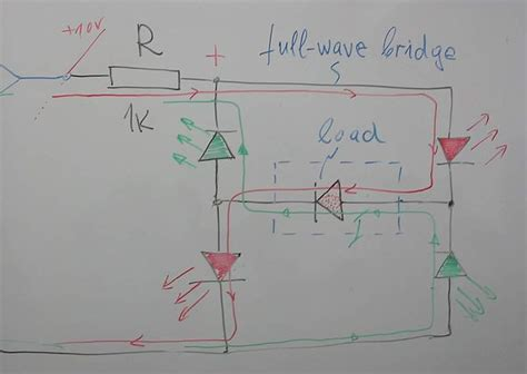 how diode bridge works ac how does a bridge rectifier work exactly electrical engineering stack exchange