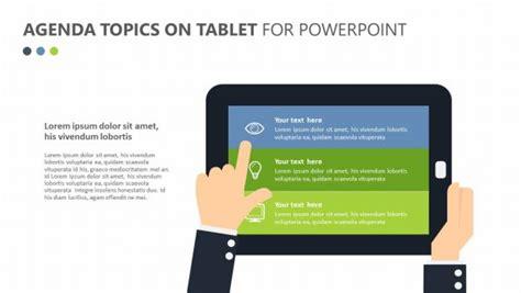simple agenda template  powerpoint