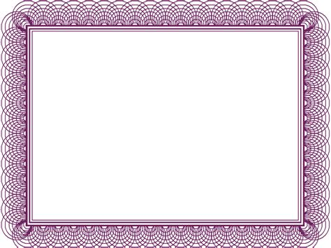 purple certificate template purple formal certificate 1024x768 backgrounds for