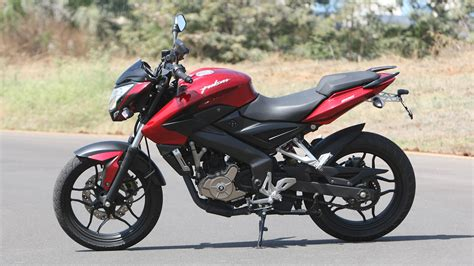 bajaj pulsar 200 bajaj pulsar 200 ns 2013 std exterior bike photos overdrive