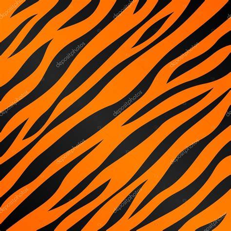 White Tiger Stripes Background