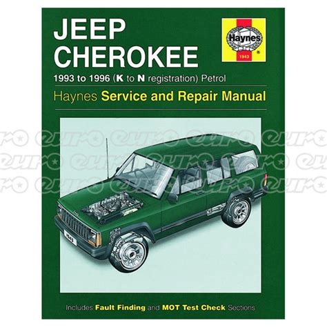 download car manuals pdf free 1998 jeep grand cherokee security system haynes workshop manual jeep cherokee petrol 93 96 k to n euro car parts