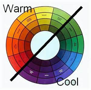 Color is warm or cool important color theory tip celebrating color