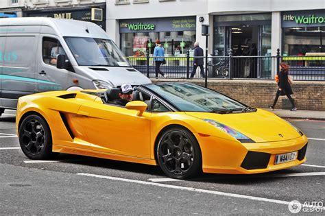 Lamborghini Spyder Lamborghini Gallardo Spyder 21 May 2017 Autogespot