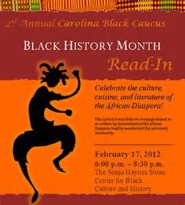 Black History Program Template by 28 Black History Program Template Sle Program For