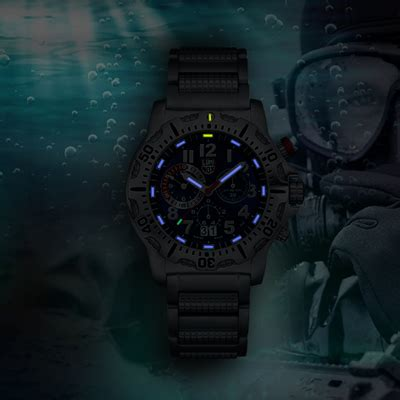 luminox dive chrono luminox a 8154 rp dive chrono
